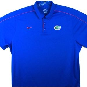 Nike Men's Blue/Red Florida Gators Shirt Size 3XL